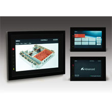 TouchControl is a network node in its own right, working in standard or fault tolerant modes