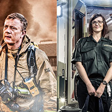 Ballyclare is a well-established supplier to the fire sector, and on stand E71 they will be showcasing their brand new Xenon range; a complete collection of multi-layered, interactive and multifunctional fire garments covering structural, rescue and USAR