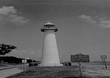 Craig Fugate toured Biloxi Lighthouse recovery project completed recently