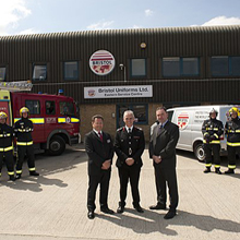 The opening ceremony of Eastern Service Centre was also supported by Jon Cruddas, MP for Dagenham and Rainham