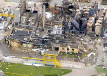 Report on 2009 Explosion at Veolia ES technical solutions, LLC