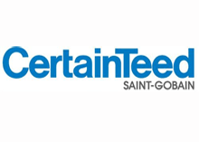 CertainTeed is a subsidiary of Saint Gobain that manufactures fire-proof and effective building products