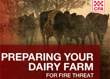 The dairy farmers are now well equipped with the fire toolkit for fire safety and protection.