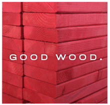 Colour RED has become the new symbol for extreme fire protection of wood treatment