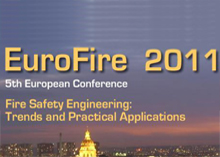 The conference theme will be fire engineering and a selection of speakers from over 10 countries