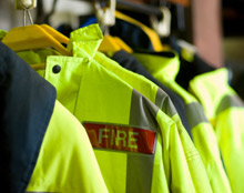 Eighty percent of Essex firefighters have voted in favour of industrial action (short of a strike) in opposition to plans to cut frontline firefighters based at stations