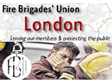 The move is being initiated in anticipation of action by the Fire Brigades Union (FBU), which has been in a 14-month dispute with the EFA over cuts