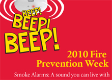 Fire Prevention Week would create a country wide awareness on fire safety related issues