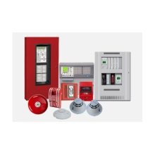 The market for fire detection and suppression equipment is slated to hit $179 million globally by 2022