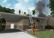 Flame Sim offers the cutting edge training simulation software