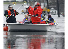 Kent Fire and Rescue Services will coordinate Flood Awareness Day to update the firefighters and residents about flood rescue
