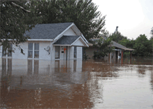 Floods are the most common, most costly natural disaster in the United States.