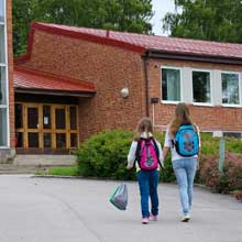 The servicing contract covers security equipment for classrooms, common areas, kitchens and workshops