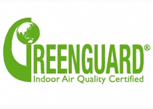 EcoBlu fire resistant products must meet GREENGUARD standards for better results in indoor safety.