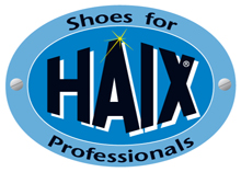 Haix displayed its revolutionary firefighting boots