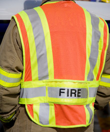 The US Department of Transportation's Federal Highway Administration (FHWA) has adopted as final an interim rule which amends regulations on high-visibility apparel, after fire service concerns were raised