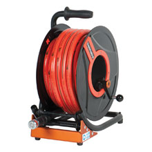 The new hose reels are available on all our SR 31/32 and SR 41/42 Spider Range pump models, including CORE hoses of 15 or 20 m / 50 or 65 inches