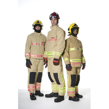 Firebuy's integrated clothing project will benefit firefighters with quality and efficiency