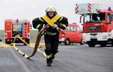 Intershutz 2010 is a big platform for Firefighting industry