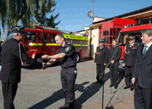 UK fire services have provided a big support to their European colleagues