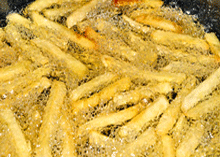 The London Fire Brigade is using National Chip Week (21st-27th February) to warn people of the dangers of chip pans and traditional fat fryers.