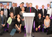 London Fire Brigade's annual Special Achievement Awards