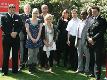 Community link provides a bridge between business communities and London Fire Brigade