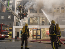 New Look's appeal was dismissed by the court due to breach of fire safety legislations
