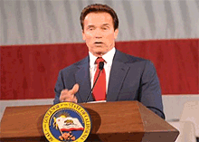 Governor Arnold Schwarzenegger awarded the distinguished Governor's Medal of Valor to 17 CAL FIRE employees