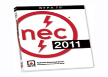 NEC® 2011 with more than 500 updates and modifications is now accessible through smartphones, free of charge.