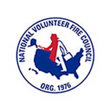 National Volunteer Fire Council (NVFC) logo