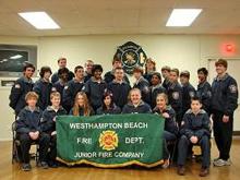 NVFC junior firefighter program is sponsored by Tyco international