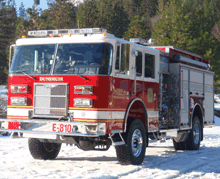 The local Pierce dealer providing sales and support is Golden State Fire Apparatus of Modesto, California