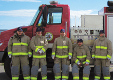 Pierce Manufacturing Inc., an Oshkosh Corporation company is supplying 15 Pierce commercial pumper vehicles to Ontario First Nations communities.