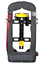 The QM-ELB from Ziamatic - the first ever electric hands-free SCBA bracket