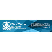 SkyTech will be attended by experts from across the UAV industry