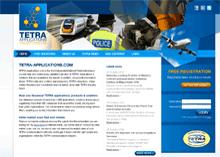 TETRA internet portal