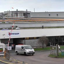 Prysmian's FP200 Gold cables were an essential specification to the extension of the factory