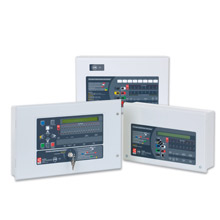 C-TEC's new range of EN54-compliant fire alarm control panels, the panels are an easy-to-use fire alarm accessory