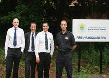 Cambridgeshire Fire ans Rescue Service