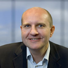 ADT's new regional managing director David Myers for the UK south region