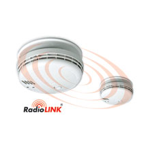 Aico RadioLINK Professional wire-free smoke and heat alarm are championed by Hyde Group's Fire Precautions Programme