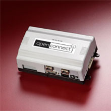 Apollo's OpenConnect , the device can be incorporated into a fire control panel by the manufacturer