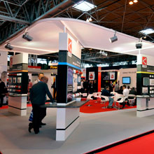 C-TEC launched an extensive range of fire alarm control panels and supplies at their stand at Firex 2011
