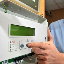 Chubb, part of UTC Fire & Security, specialise in fire alarm systems