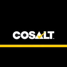 Cosalt logo, the company has sent £100k worth of protective fire wear to less well off countries