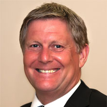 Crowcon's new managing director, the company specialise in fire detection instruments