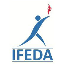 IFEDA logo, the company been nominated for the Best Training initiative category of the renowned Fire Excellence Awards 2011