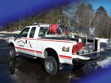 Kimtek Corporation's Firelite fire/rescue skid units are now in service in 49 states