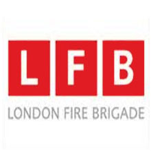 London Fire Brigade logo, the fire brigade ultimately aims to reduce deliberate fires in the capital